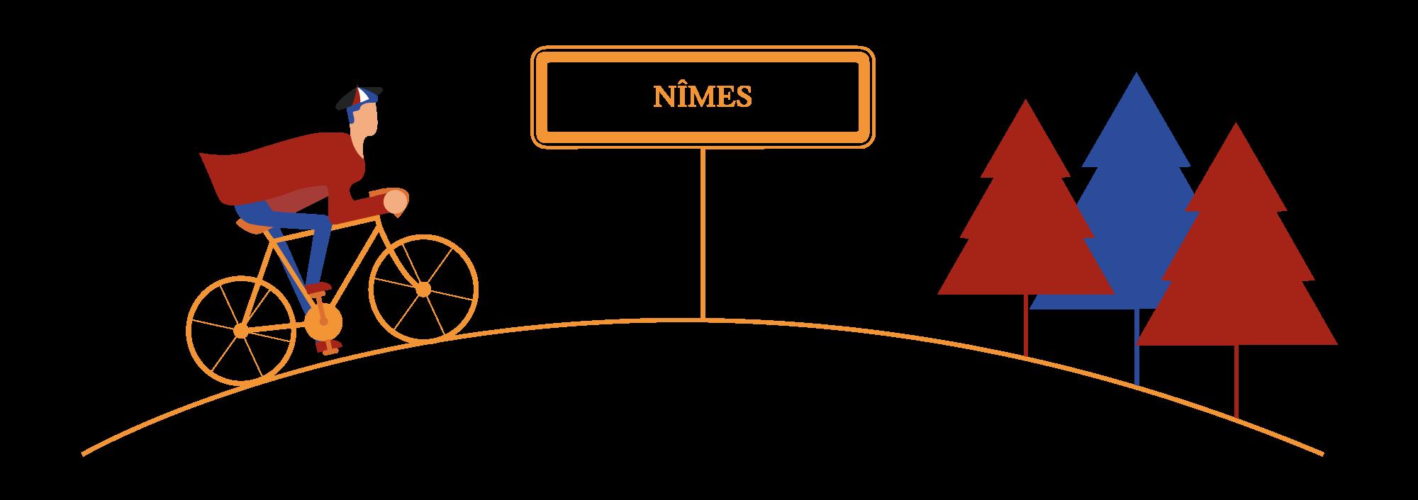 Spécialités de Nîmes